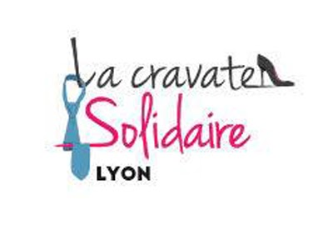La cravate solidaire Lyon