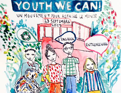 Nous vous invitons au festival de l'engagement Youth We Can!
