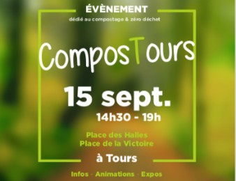 ComposTours et Collecte de déchets World Clean Up Day